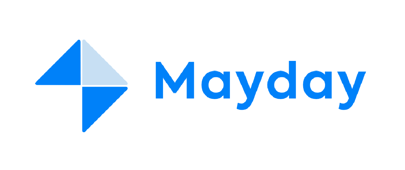 logo couleur mayday