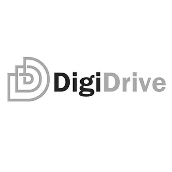 DigiDrive logo Client Cleever