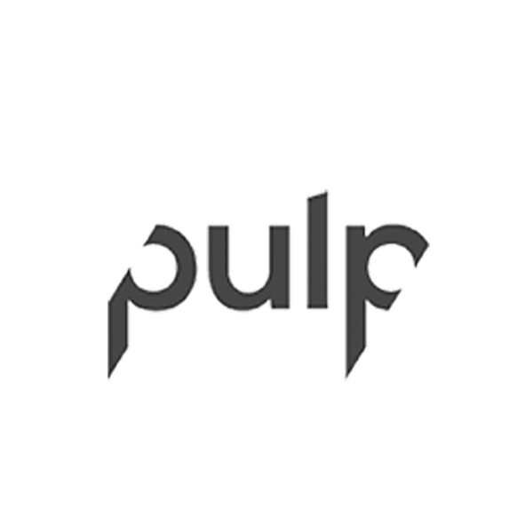 pulp logo Client Cleever